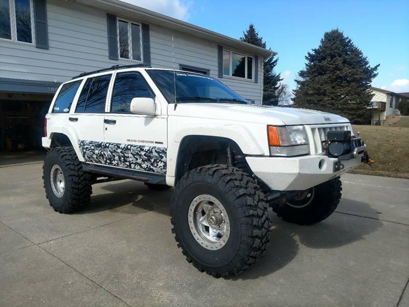 1998 Jeep Grand Cherokee Custom 5.9 Limited   Cascade IA