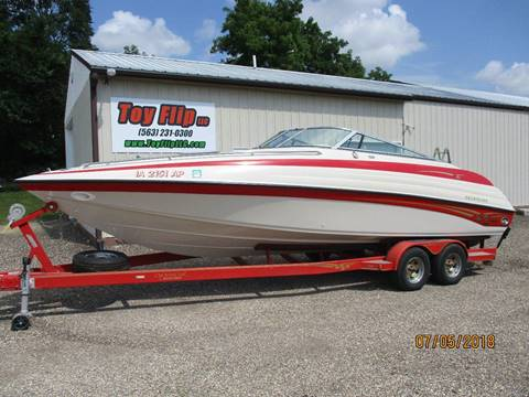 1999 Crownline 266 CCR for sale in Cascade, IA