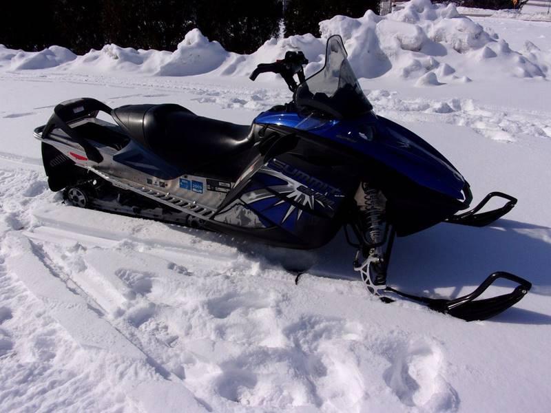 2006 summit doo ski sdi ho skidoo ia 1220 mileage miles