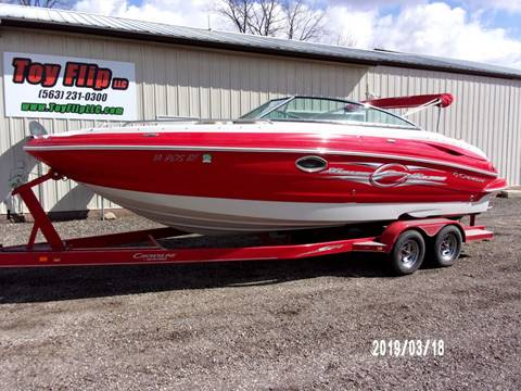 2011 Crownline 245 SS BR for sale in Cascade, IA