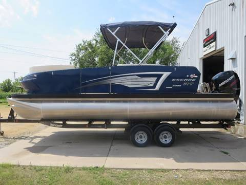 2018 Larson Escape 2200 RT TT for sale in Cascade, IA