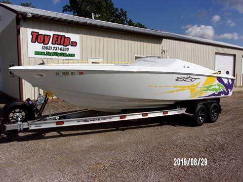 2003 Baja 25 Outlaw SST for sale in Cascade, IA