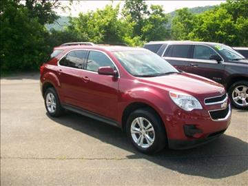 2011 Chevrolet Equinox for sale in Franklin, PA