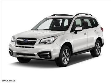 2018 Subaru Forester for sale in Franklin, PA