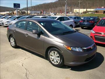 2012 Honda Civic for sale in Franklin, PA
