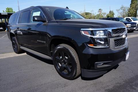 2017 Chevrolet Suburban for sale in Santa Ana, CA