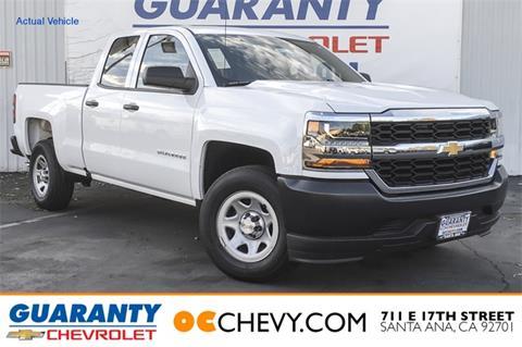 2017 Chevrolet Silverado 1500 for sale in Santa Ana, CA