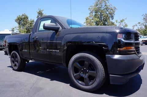 2017 Chevrolet Silverado 1500 for sale in Santa Ana, CA