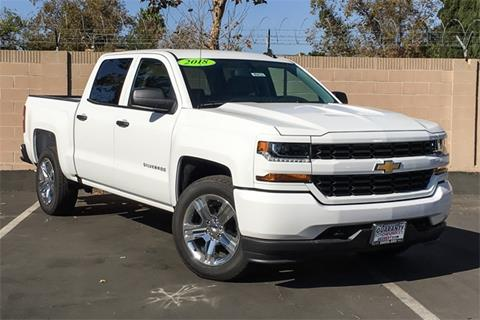 2018 Chevrolet Silverado 1500 for sale in Santa Ana, CA