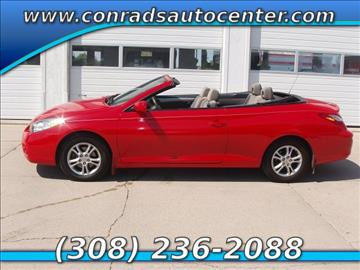 2007 Toyota Camry Solara for sale in Kearney, NE