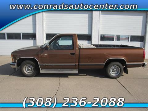 1989 Chevrolet C/K 1500 Series for sale in Kearney, NE