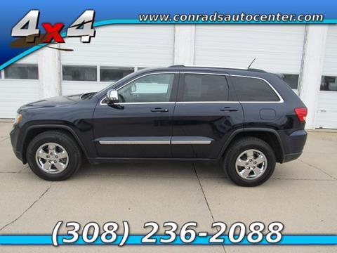2013 Jeep Grand Cherokee for sale in Kearney, NE