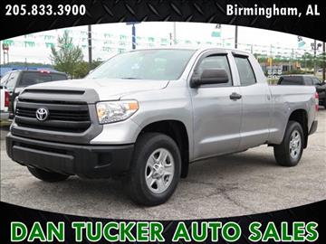 2014 Toyota Tundra for sale in Birmingham, AL