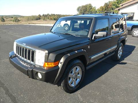 2006 Jeep Commander for sale in Shelby, MI