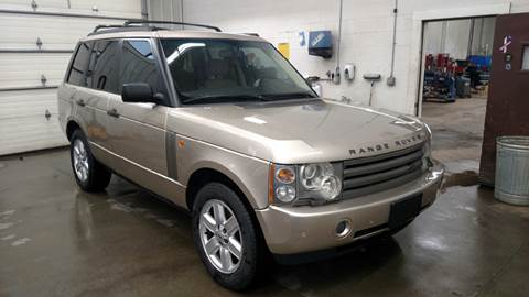 2003 Land Rover Range Rover for sale in Shelby, MI