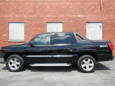 2005 Chevrolet Avalanche for sale in Corning, IA