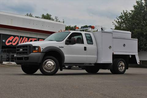 2005 Ford F-450 Super Duty for sale in South Amboy, NJ
