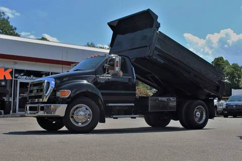 2005 Ford F-650 Super Duty for sale in South Amboy, NJ