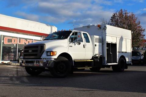 2006 Ford F-650 Super Duty for sale in South Amboy, NJ