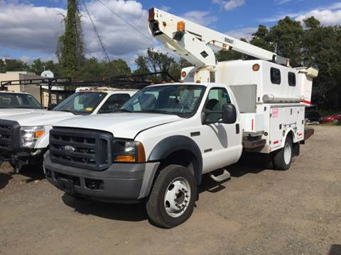 2006 Ford F-450 Super Duty for sale in South Amboy, NJ
