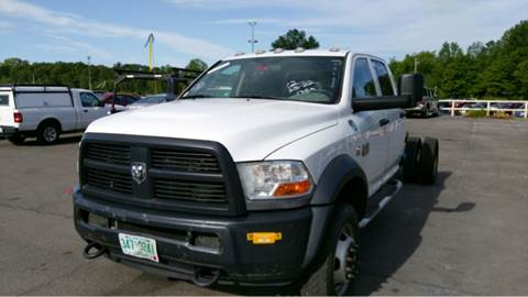 2012 Dodge Ram Pickup 5500 for sale in South Amboy, NJ