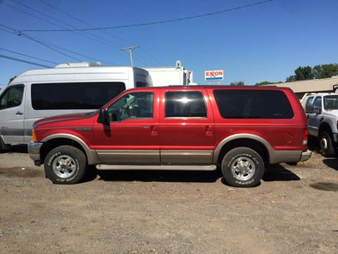 2000 Ford Excursion for sale in South Amboy, NJ