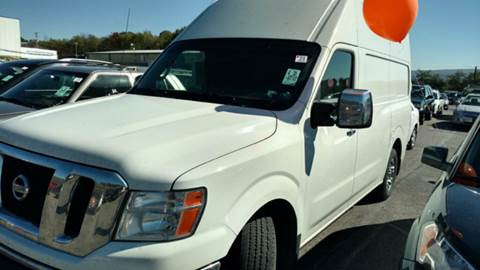 2014 Nissan NV Cargo for sale in South Amboy, NJ
