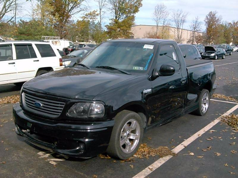 2002 Ford F-150 SVT Lightning 2dr Regular Cab 2WD Flareside SB - South Amboy & 2002 Ford F-150 Svt Lightning 2dr Regular Cab 2WD Flareside SB In ... azcodes.com