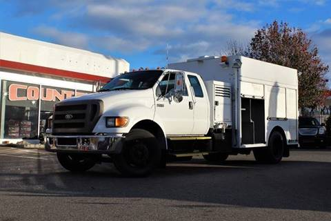 2008 Ford F-650 Super Duty for sale in South Amboy, NJ