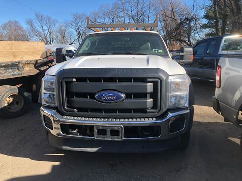 2015 Ford F-550 Super Duty for sale in South Amboy, NJ