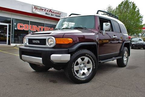 2007 Toyota FJ Cruiser for sale in South Amboy, NJ