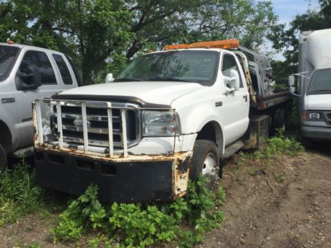 2006 Ford F-550 Super Duty for sale in South Amboy, NJ
