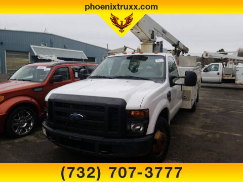 2008 Ford F-350 Super Duty for sale at Phoenix Truxx in South Amboy NJ
