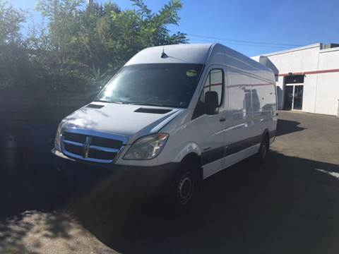 2007 Dodge Sprinter Cargo For Sale In South Amboy NJ
