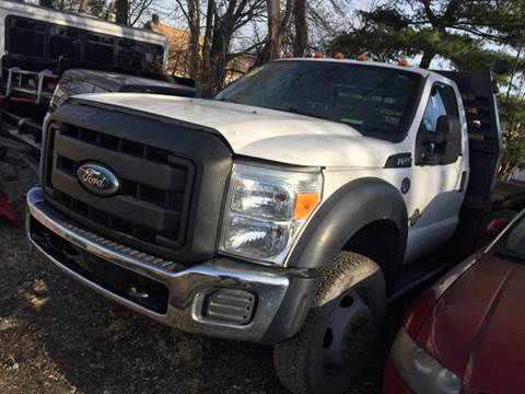 2011 Ford F-450 Super Duty for sale in South Amboy, NJ