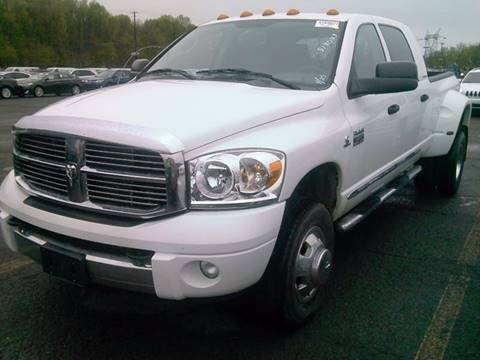 2007 Dodge Ram Pickup 3500 for sale in South Amboy, NJ