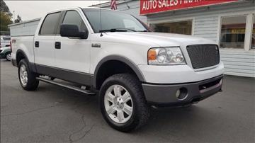 2007 Ford F-150 for sale in Kent, WA