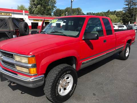 1995 Chevrolet C/K 2500 Series for sale in Kent, WA