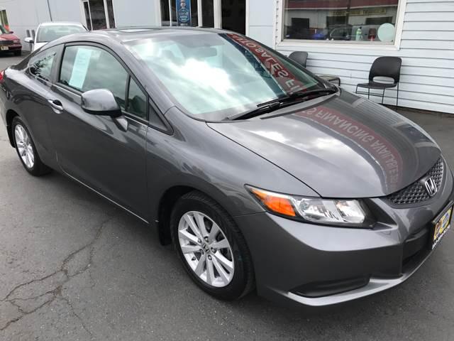 2012 Honda Civic EX 2dr Coupe 5A   Auburn WA
