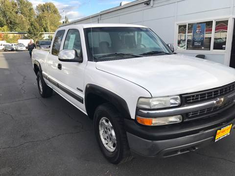 2000 Chevrolet Silverado 1500 for sale in Kent, WA