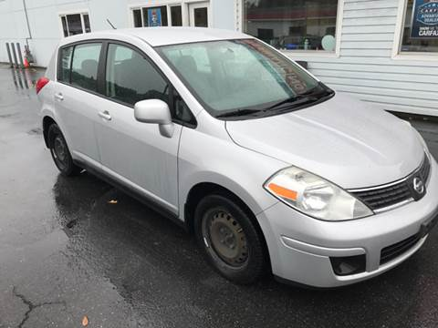 2007 Nissan Versa for sale in Kent, WA