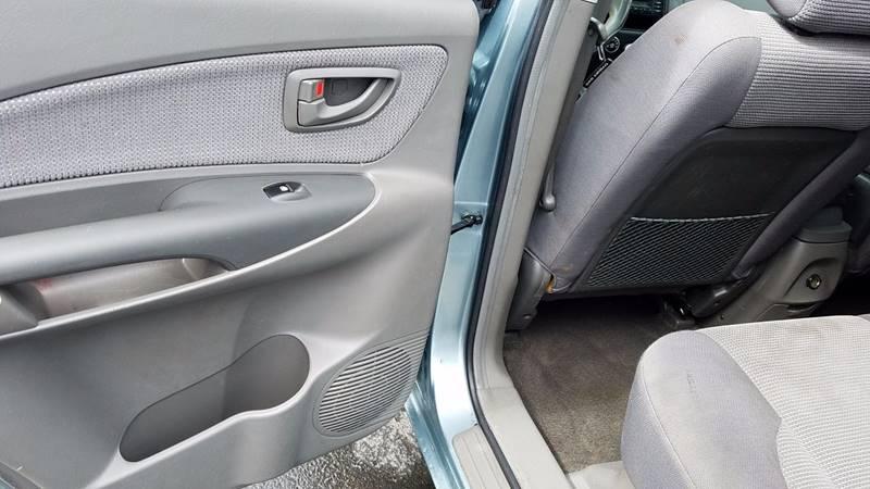 2007 Hyundai Tucson GLS 4dr SUV 4WD (2L I4 5M) - Kent WA