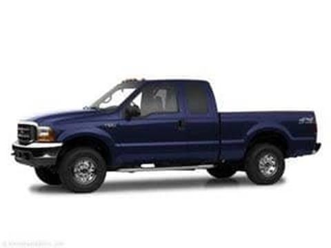2001 Ford F-250 Super Duty for sale in Rocky Mount, VA