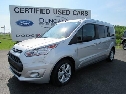 2018 Ford Transit Connect Wagon for sale in Rocky Mount, VA