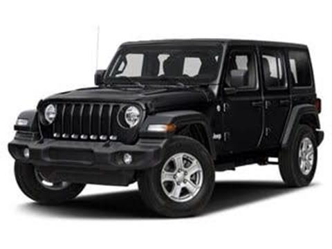 2020 Jeep Wrangler Unlimited for sale in Rocky Mount, VA