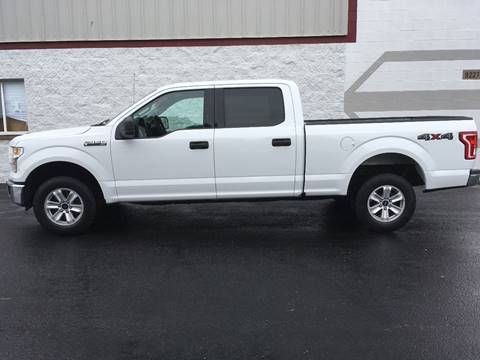 2016 Ford F-150 for sale in Frankfort, IL