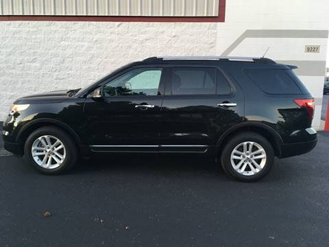 2014 Ford Explorer for sale in Frankfort, IL