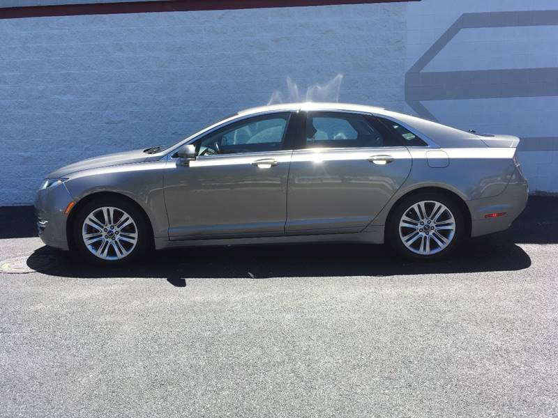 2015 Lincoln MKZ for sale at Ryan Motors in Frankfort IL
