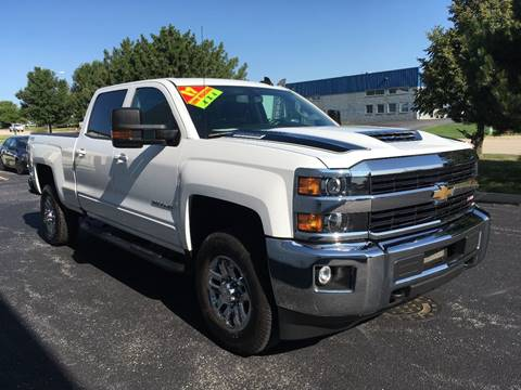 2017 Chevrolet Silverado 2500HD for sale at Ryan Motors in Frankfort IL