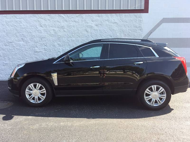 2016 Cadillac SRX for sale at Ryan Motors in Frankfort IL